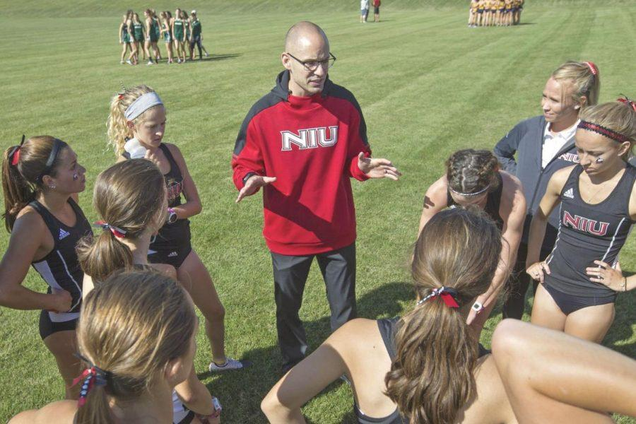 Women's cross country wins its first MAC championship