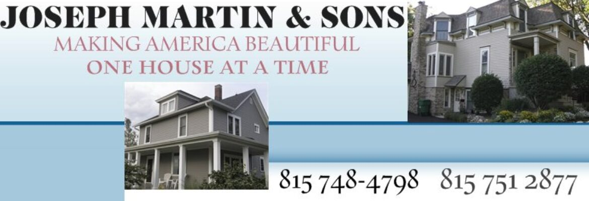 Joseph Martin and Sons