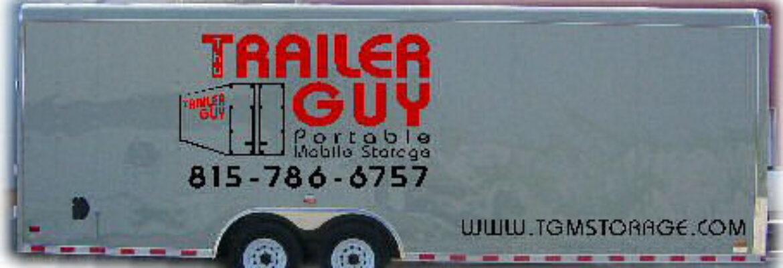 Trailer Guy Mobile Storage