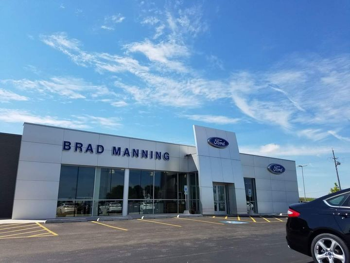 BRAD MANNING FORD EXPANDS