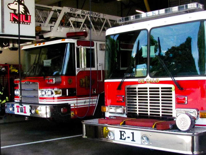 City Council To Discuss New Firefighter Union Contract