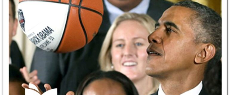 DeKalb Public Library Presents: Virtual Event, Presidential Impact on Sports from Theodore Roosevelt to Barack Obama