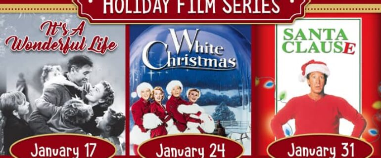 The Egyptian Theatre Holiday Film Series: Santa Clause
