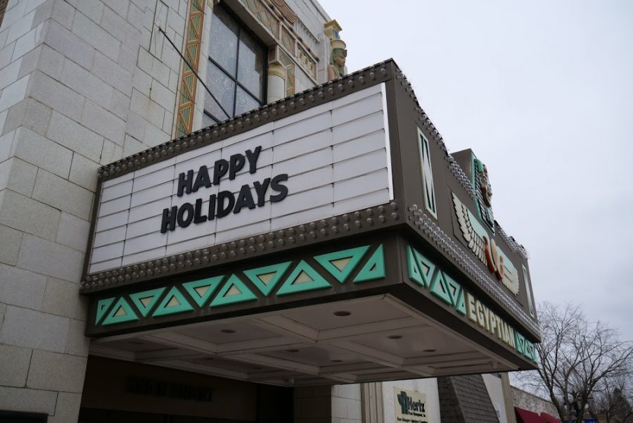 Egyptian Theatre postpones holiday events