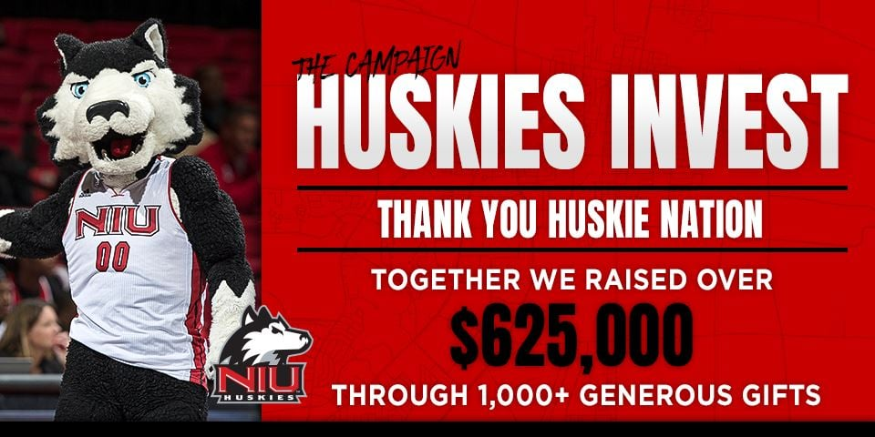 Huskies Invest: The Campaign Surpasses $625,000 and $1.3M All-Time - 1,000 Donations Contribute to 2020 Fundraising Campaign