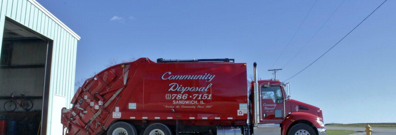 Community Disposal Inc