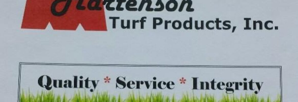 Martenson Turf Products
