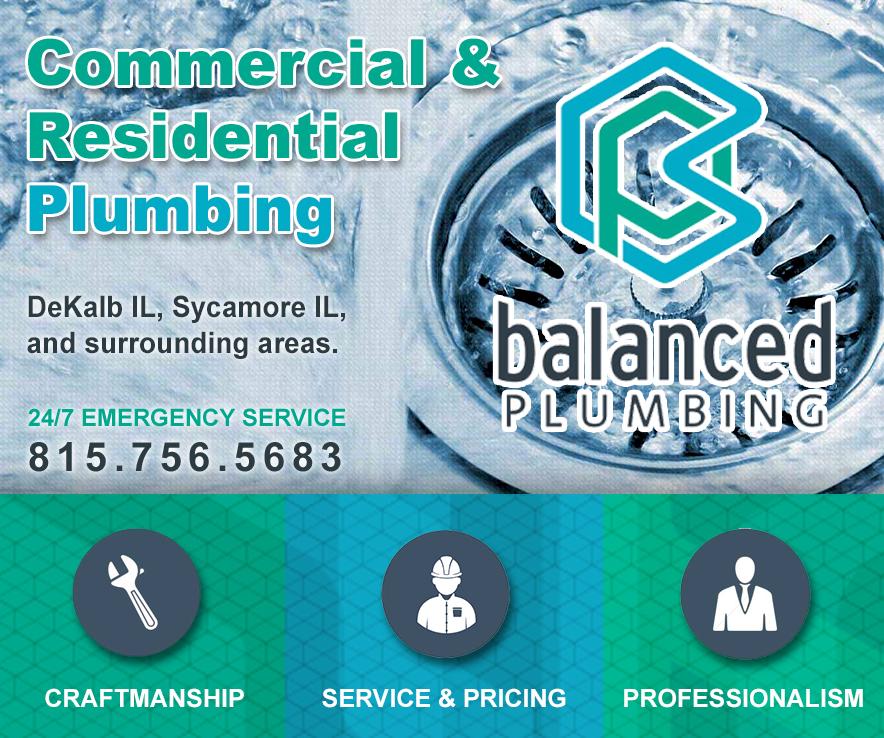Balanced Plumbing
