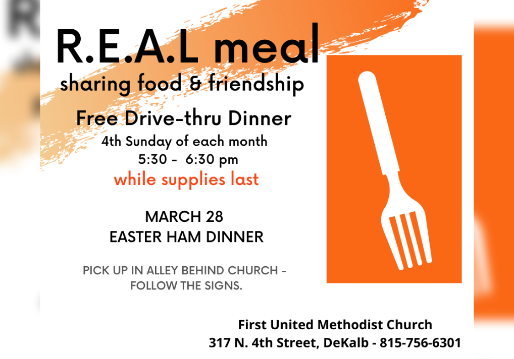 DeKalb Church Brings Back Free Monthly Dinners