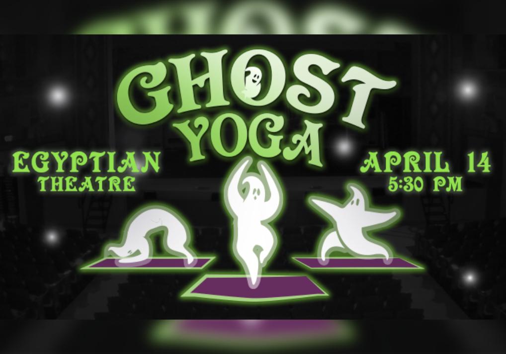 Ghost Yoga