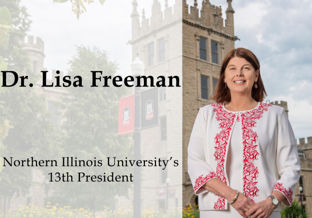 NIU Board Of Trustees Extends Contract For President Freeman