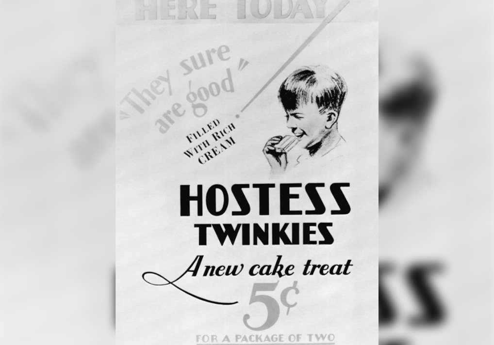 This Week In Illinois History: Birth Of The Twinkie (April 6, 1930)