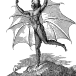 In 1835 a New York newspaper reported a new telescope had revealed bat-winged men living on the Moon. To end the hoax, it claimed the telescope had caught fire.